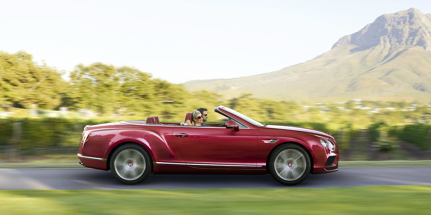 Bentley Continental GT V8 Convertible - used cars for sale - Milano